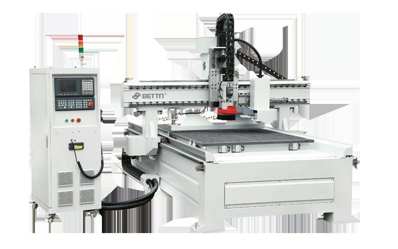 Cortadora CNC / cargador de husillo MXS1325-T7