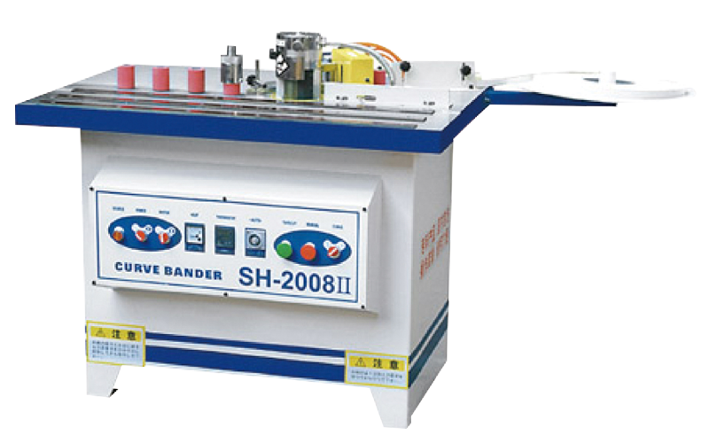 Double-side curve-straight SH-edge banding machine 2008||