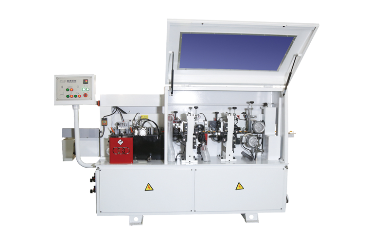 Semi-Automatic edge banding machine TZ-802A